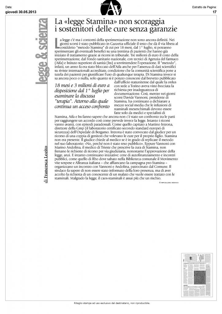 alleanza-italiana-e-stamina-avvenire